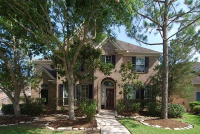 Friendswood Single Family Home For Sale: 2914 Autumn Creek Drive