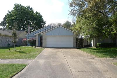Katy Single Family Home For Sale: 19223 Cypress Canyon Drive