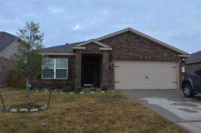 La Marque Single Family Home For Sale: 323 Shoshone Ridge Drive