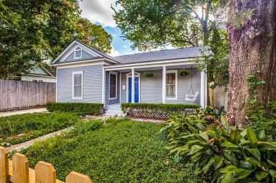 Houston TX Single Family Home For Sale: $525,000