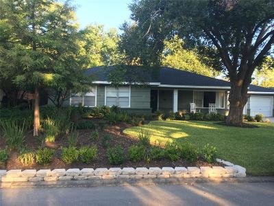 Houston Single Family Home For Sale: 2814 Linkwood Drive
