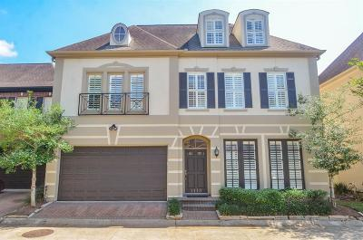 Houston Single Family Home For Sale: 1418 E Hilshire Park Drive