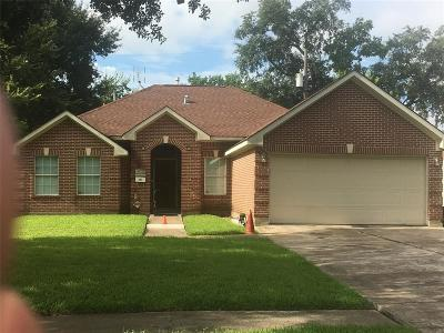 Houston Single Family Home For Sale: 3718 Wyoming Street