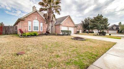 League City Single Family Home For Sale: 852 Crystal Bay Lane