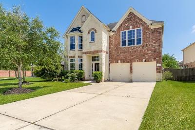 Sugar Land Single Family Home For Sale: 3911 Jade Cove Lane