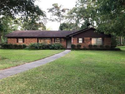 Polk County Single Family Home For Sale: 219 Forest Springs