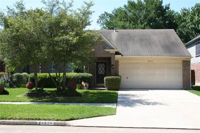Spring Single Family Home For Sale: 8838 Driftstone Drive