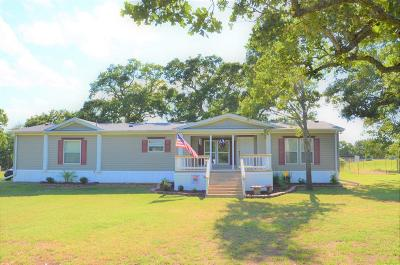 Somerville Single Family Home Pending: 546 Lazy Bar S Road