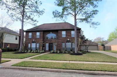 Friendswood Single Family Home For Sale: 1706 Keystone Drive
