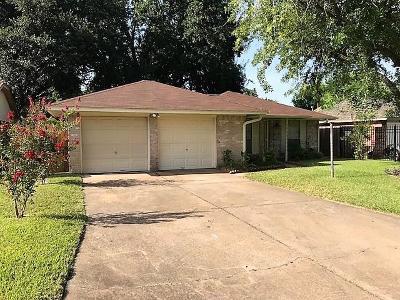 Houston Single Family Home For Sale: 1002 Francitas Drive