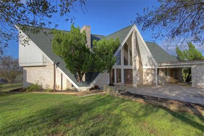 Willis Single Family Home For Sale: 14497 Weir Creek Road