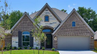 New Caney Single Family Home For Sale: 23668 Crossworth Drive