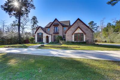 Single Family Home For Sale: 14273 Austin McComb Road