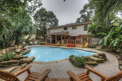 The Woodlands Single Family Home For Sale: 15 Elk Crossing Drive