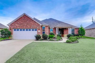 Richmond Single Family Home For Sale: 703 Texas Star Drive