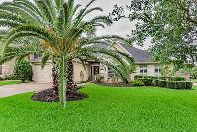 Seabrook Single Family Home For Sale: 2806 Sea Channel Drive
