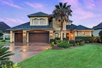 Friendswood Single Family Home For Sale: 309 Hunters Lane