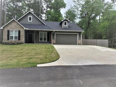 San Jacinto County Single Family Home For Sale: 30 Beachwood Way