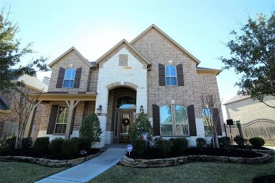 Cypress Single Family Home For Sale: 16831 Gypsy Red Drive