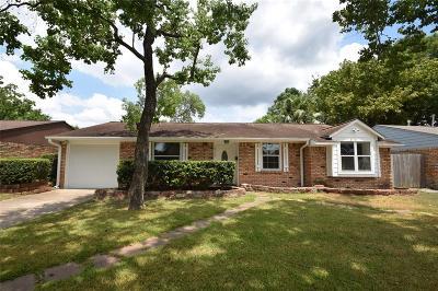 Houston Single Family Home For Sale: 5718 Greencraig Drive