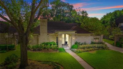 Houston Single Family Home For Sale: 11907 Pebble Rock Drive