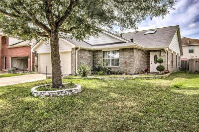 Katy Single Family Home For Sale: 3911 Pebble Garden Lane