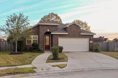 Pearland Single Family Home For Sale: 2015 Hughes Ranch Road