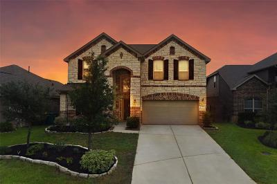 Conroe Single Family Home For Sale: 708 Oak Circle Court
