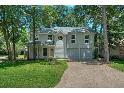 The Woodlands Single Family Home For Sale: 5 Summer Crest Circle
