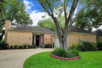 Houston Single Family Home For Sale: 11603 Cedar Creek Drive