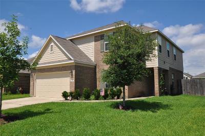 Humble Single Family Home For Sale: 17810 Aveleigh Lane