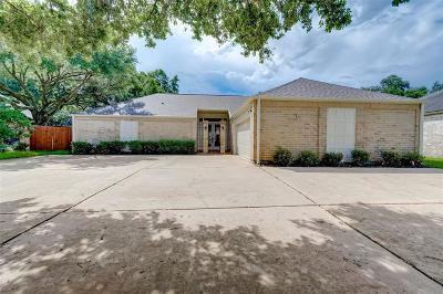 Sugar Land Single Family Home For Sale: 1830 Country Club Boulevard