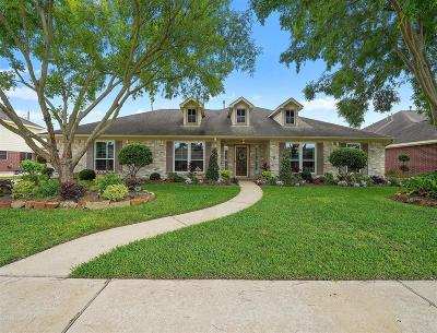 Pasadena Single Family Home For Sale: 3522 Dry Creek Dr Drive