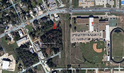 Tomball Residential Lots & Land For Sale: Chesnut Street