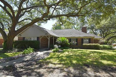 Houston Single Family Home For Sale: 5019 Imogene