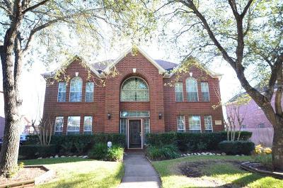 Sugar Land Single Family Home For Sale: 4319 Greystone Way