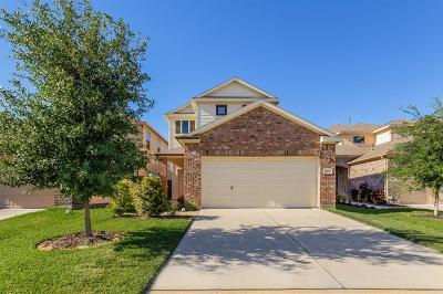 Cypress TX Single Family Home For Sale: $207,000
