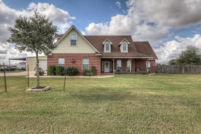 Sealy Single Family Home For Sale: 2165 Settlers Way Drive