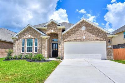 Rosharon Single Family Home For Sale: 2411 Agassiz Drive
