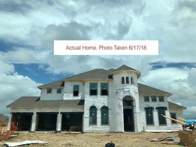 Manvel Single Family Home For Sale: 2435 Ponderosa
