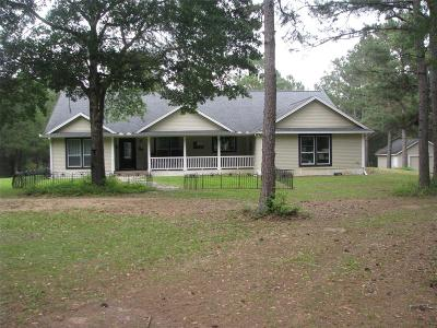 New Ulm Country Home/Acreage For Sale: 1081 Oil Patch Road