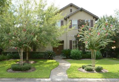 The Woodlands Single Family Home For Sale: 18 Charmaine Way