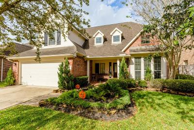 Manvel Single Family Home For Sale: 2647 S Breeze Drive