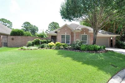 Kingwood TX Single Family Home For Sale: $268,000