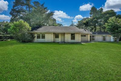 Conroe Single Family Home For Sale: 15840 Fm 1485 Road