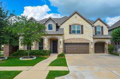 Katy Single Family Home For Sale: 5203 Red Burr Oak Trail