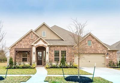 Manvel Single Family Home For Sale: 4403 Cottonwood Creek