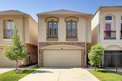 Houston Single Family Home For Sale: 5513 Petty Street #C