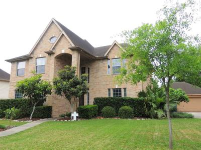 Humble Single Family Home For Sale: 8315 Trophy Place Drive