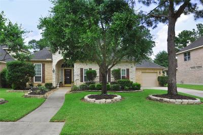 Humble Single Family Home For Sale: 7619 Prairie Oak Trail